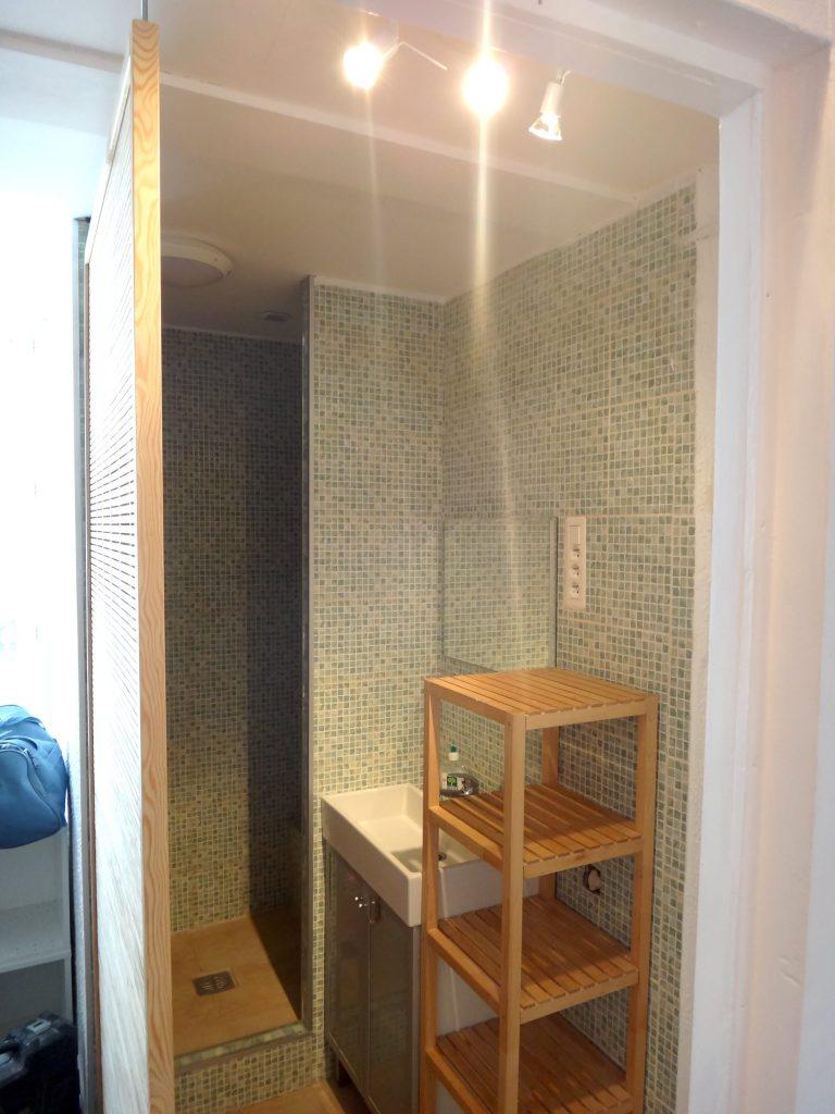 Espace Salle De Bain studio cuisine, wc et espace salle de bain – entreprise